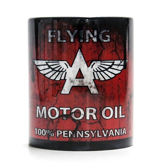 Flying A Motor Oil, Mud and Racing 11oz Mug