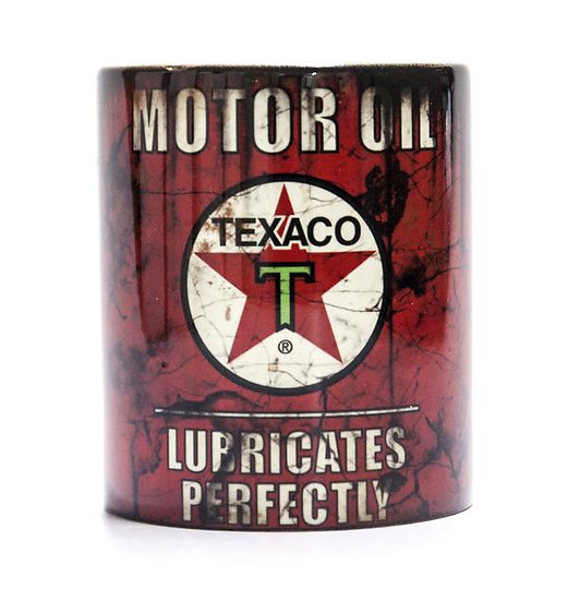 Texaco Vintage Oil, Mud and Racing 11oz Mug
