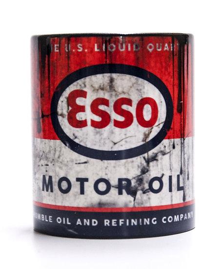 Esso Oil, Mud and Racing 11oz Mug