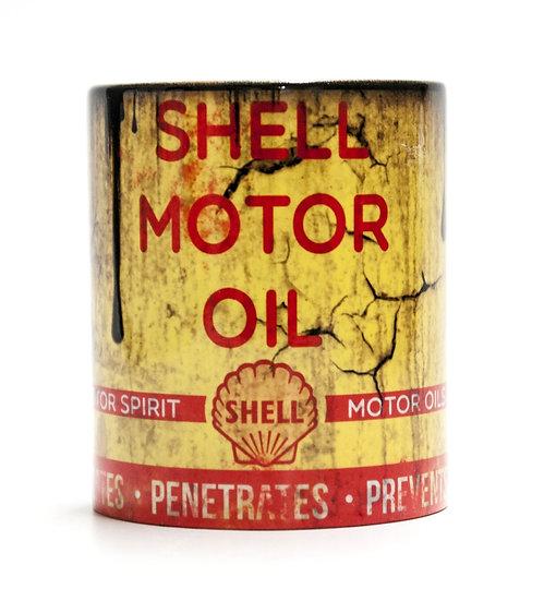 Shell Motor Oil, Mud and Racing 11oz Mug