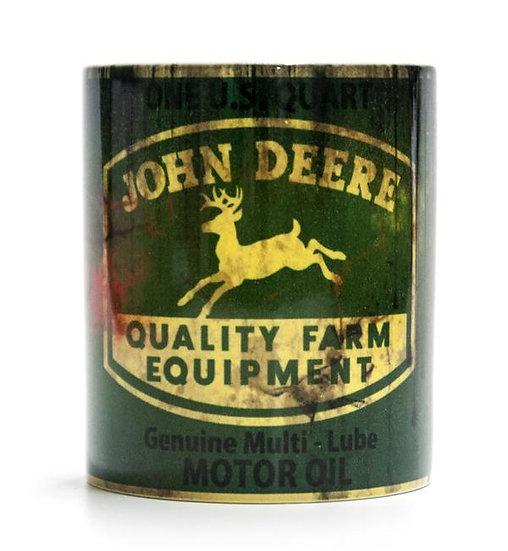 John Deere Oil and Mud Racing 11oz Mug