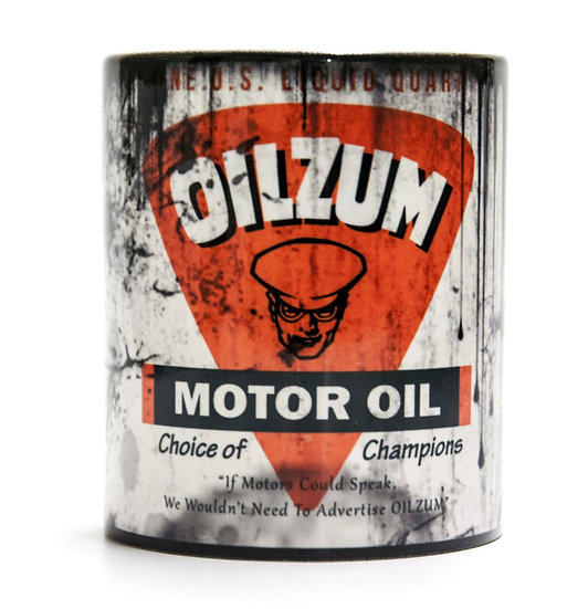 Oilzum Oil and Mud Racing 11oz Mug