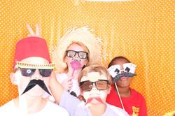 Destin party photo Booth