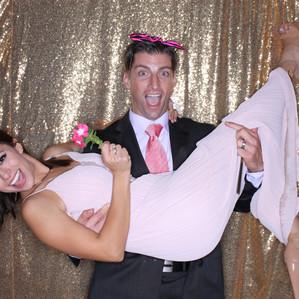 Destin Florida Beach Wedding at Palazzo de Sol and Lumi Air Photo Kiosk.