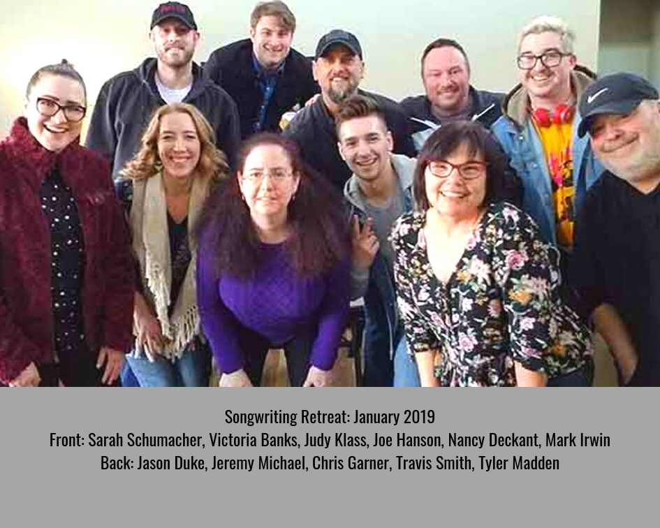 Jan 2019 Songwriter Retreat