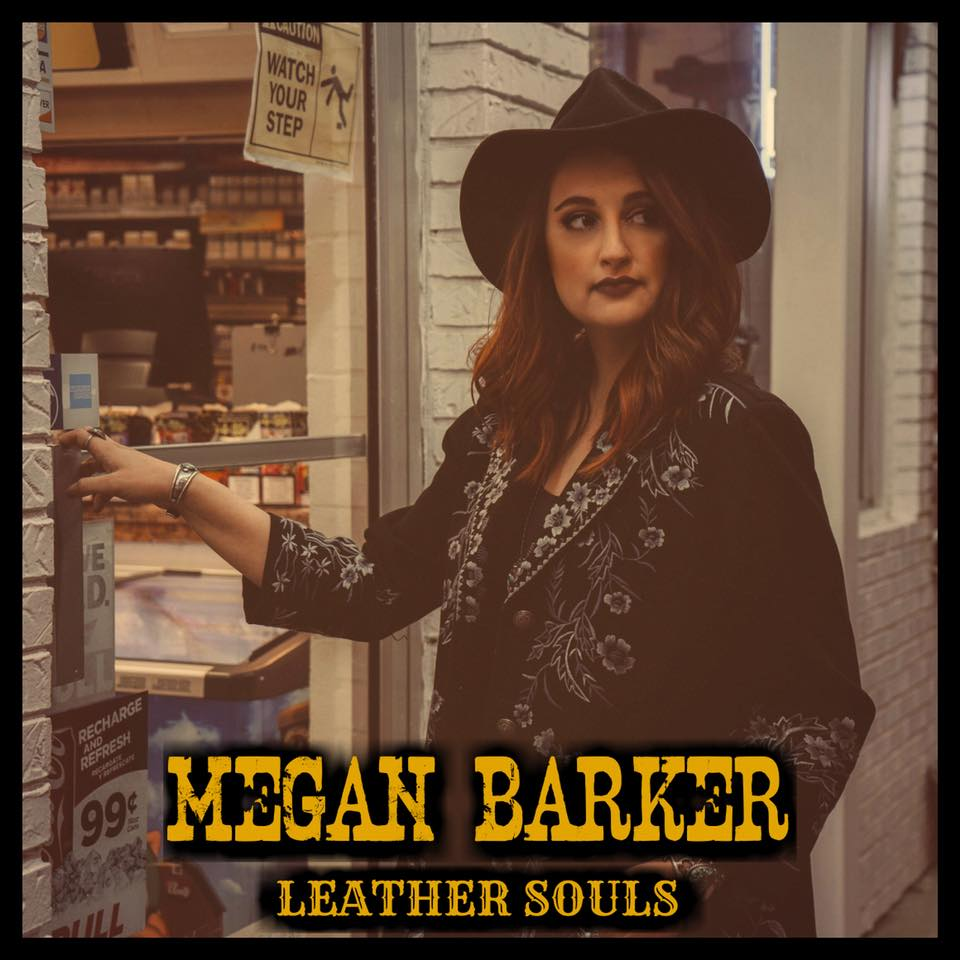 "Megan Barker ""Break My Heart"""