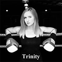 "Trinity Wiseman ""Fighting The World"""