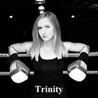 "Trinity Wiseman ""Fighting The World"""