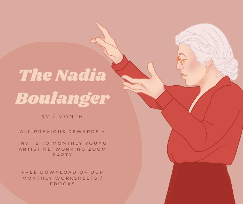 The Nadia Boulanger