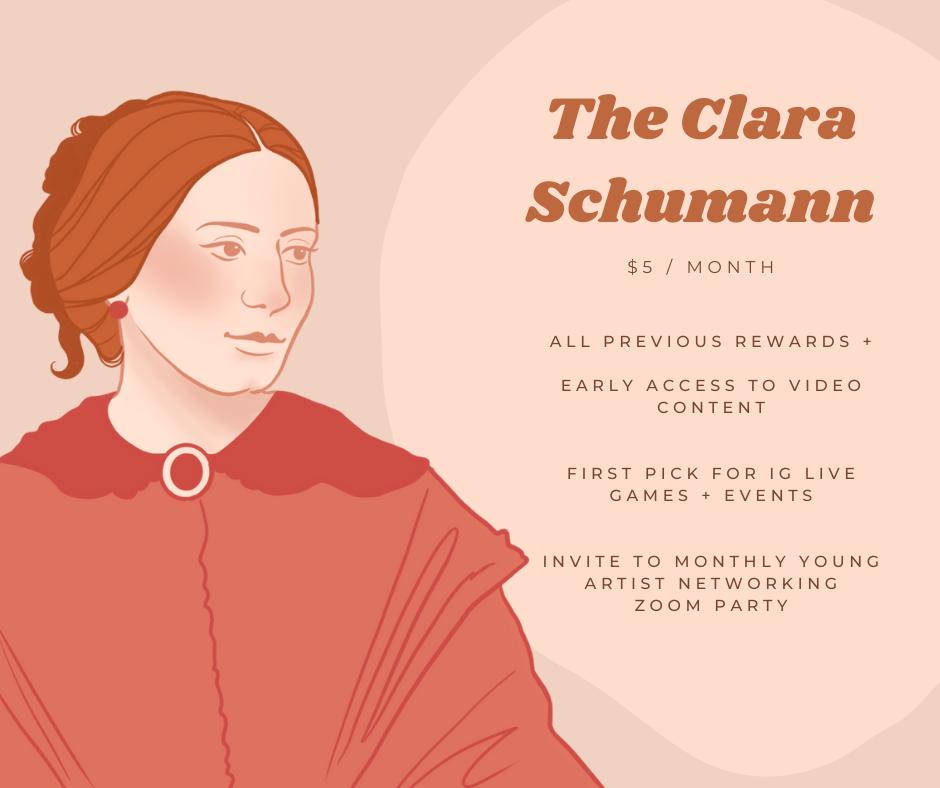 The Clara Schumann