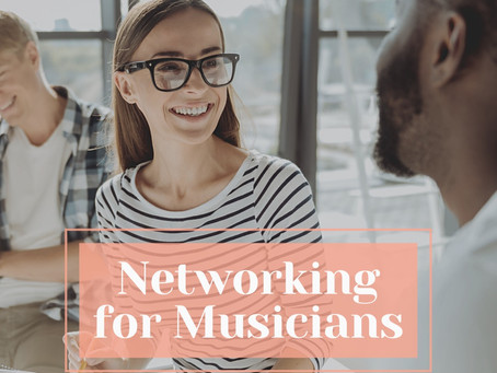 Networking for Musicians