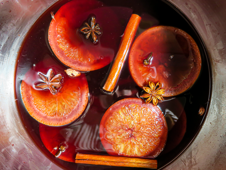 La Bohème Inspired Mulled Wine