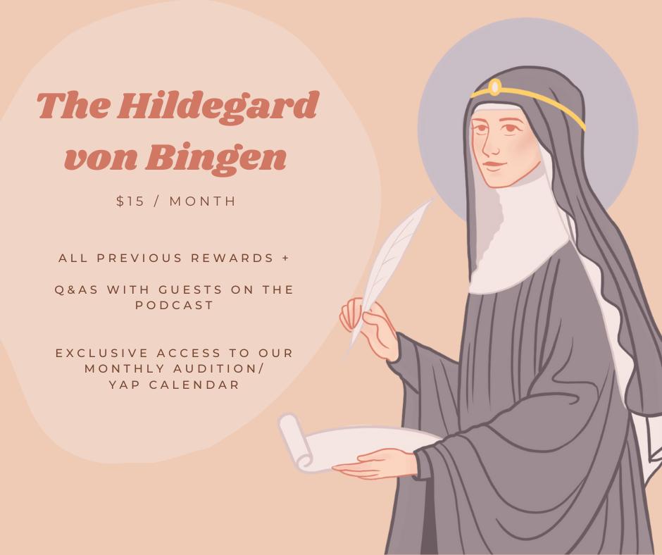 The Hildegard von Bingen