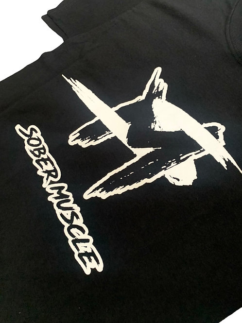 SM Black Logo Tee