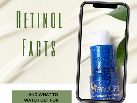 10 Facts About Retinol You May Not Know