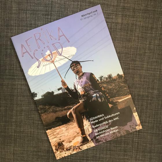 Artikel zu Mode und Jugendkultur in Südafrika