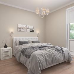 Спальня в Новом Павлино