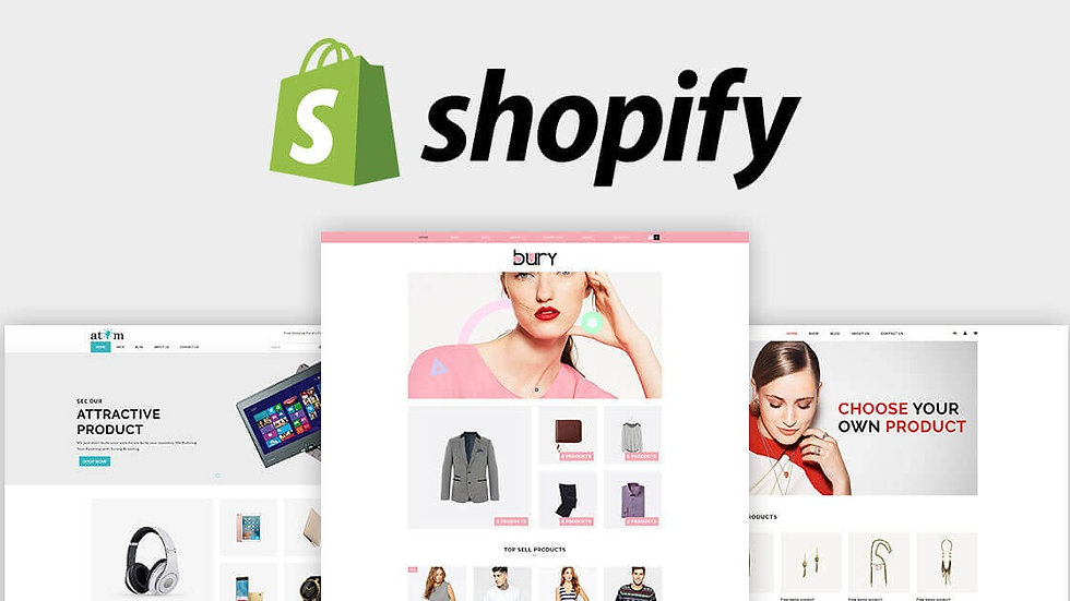 Shopify E-commerce Solution