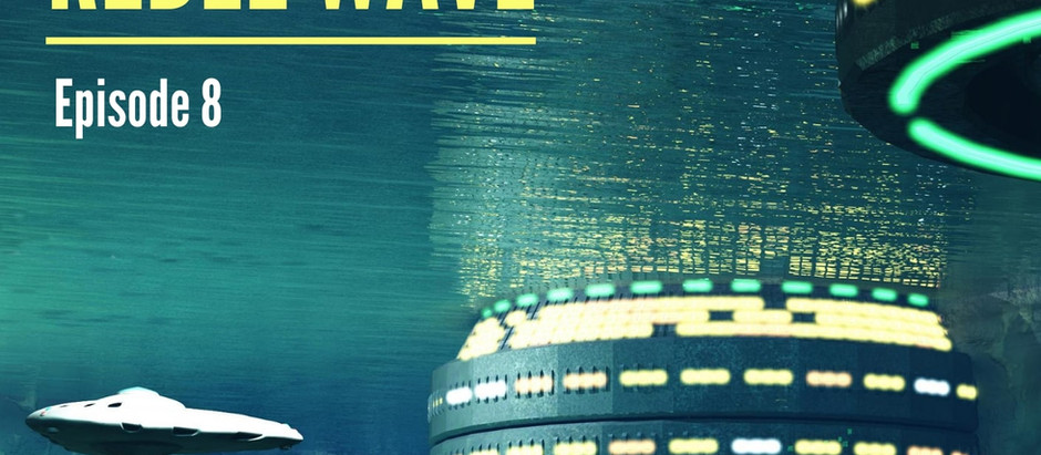 New Release: Episode 8 of Rebel Wave!