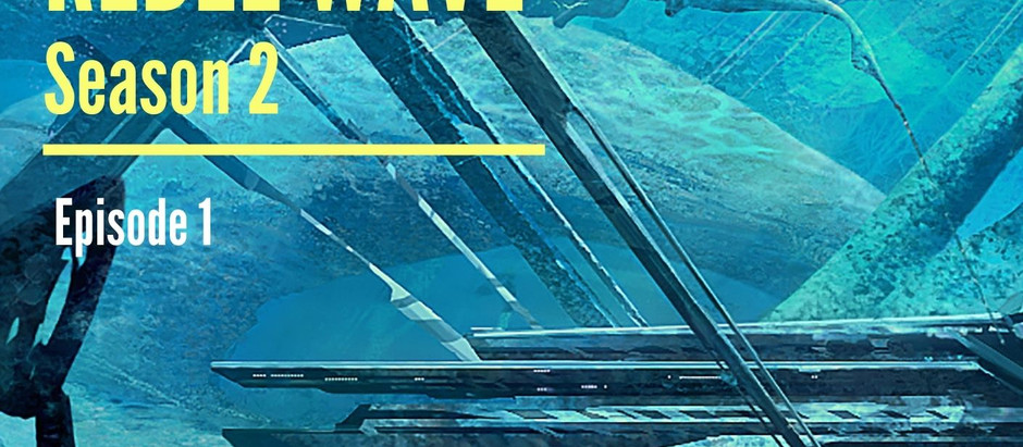 New Release: Rebel Wave Season Two!