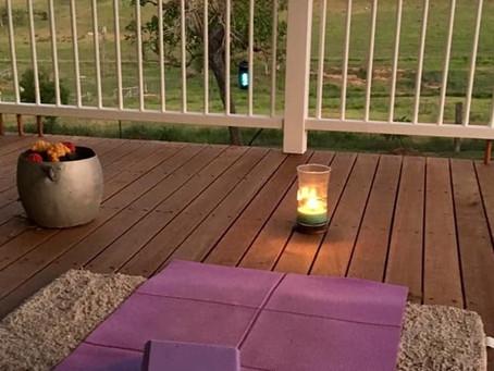 Yoga....& what you need