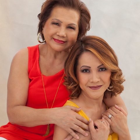 Mother & Daughter Portraits