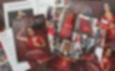 """Custom Magazine """"Go Red for Women issue"""""""