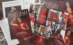 "Custom Magazine ""Go Red for Women issue"""