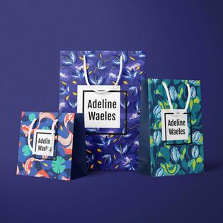 Mockup Sac Motifs All Over  Adeline Waeles Design