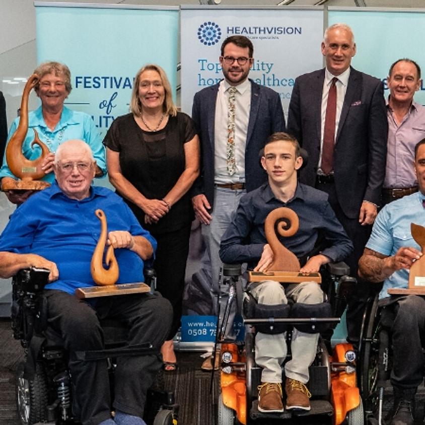 Healthvision Festival of Disability Sport - Awards Evening
