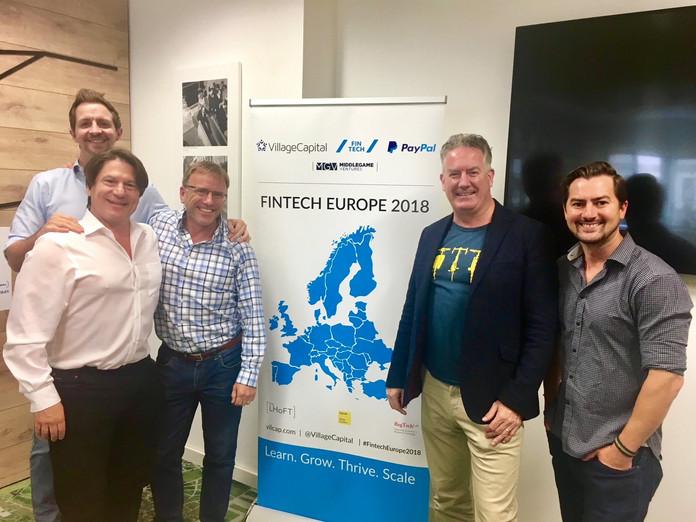 Railsbank Wins EUR 100,000 Venture Capital Award