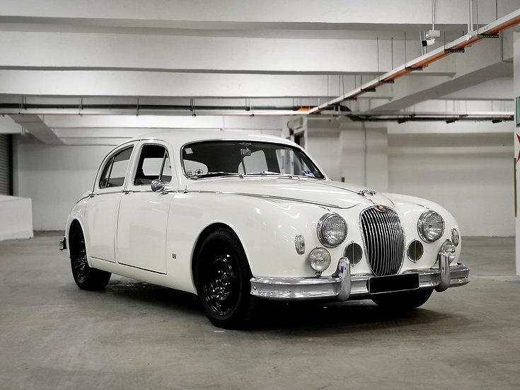 Jaguar Mark 1 2.4 Litre 1958