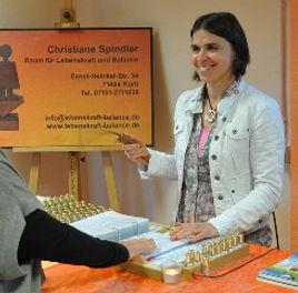 Christiane Spindler Radionik