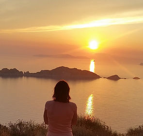Meditieren auf Korfu - Christiane Spindler