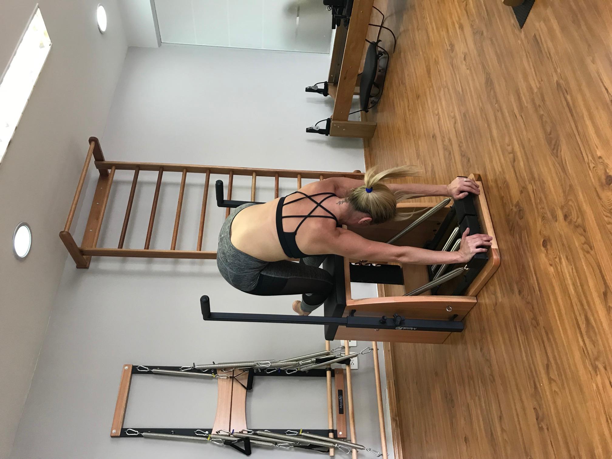 Pilates na Chair
