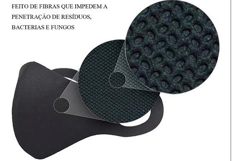 Máscara lavável reutilizável TNT 150 - 30 unid