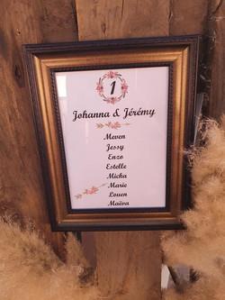 Joanna et Jérémy