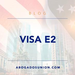 ¿Cuáles son los requisitos para obtener una visa de inversionista E-2?