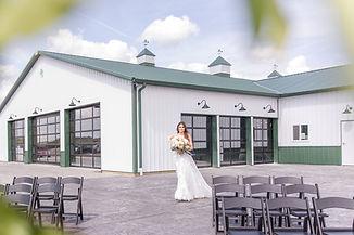 Industrial Farm Wedding Venue