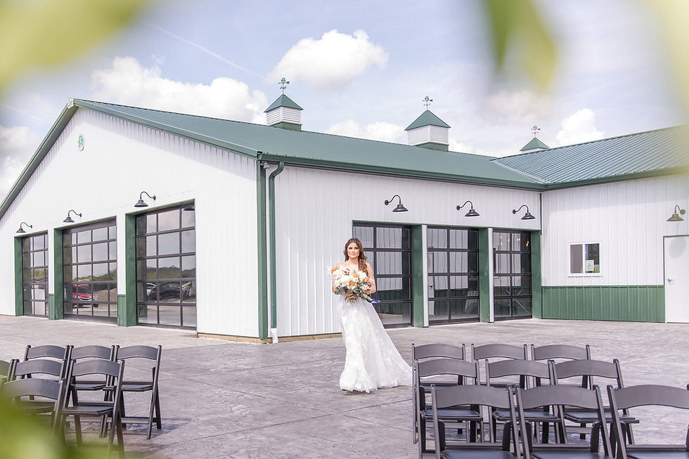 Silo Point at Brookdale Farms - industrial Chic Wedding Venue
