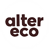 Alter Eco logo that shows a white circle with the words 'Alter Eco' in the center.