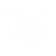 Illustration of a target with an arrow hitting the center