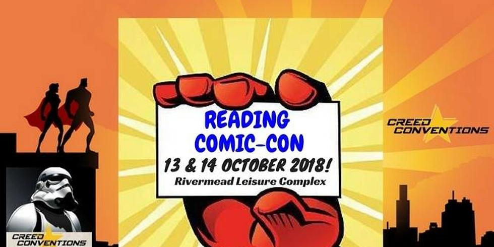 Reading Comic-Con
