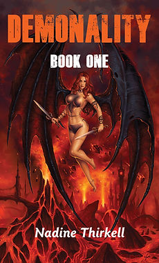 Demonality Book One Cover