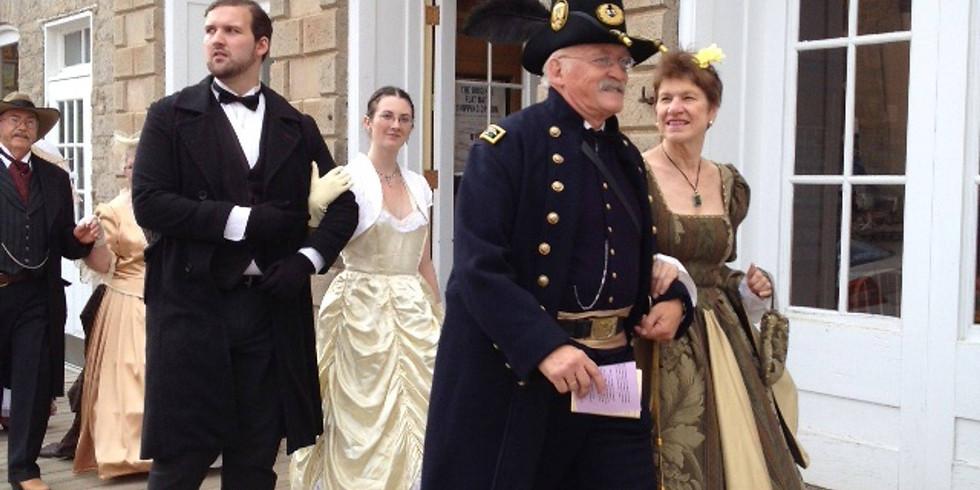 Grand Victorian Ball Promenade