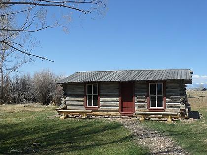 Linderman Cabin Montana