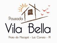 Pousada Vila Bella, Macapá, Luis Correia, Piauí, Brasil - Logo
