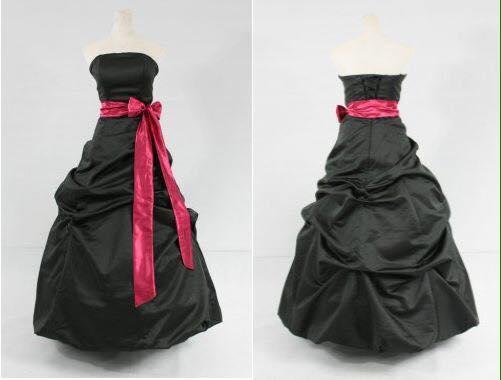Robe Reine Noire
