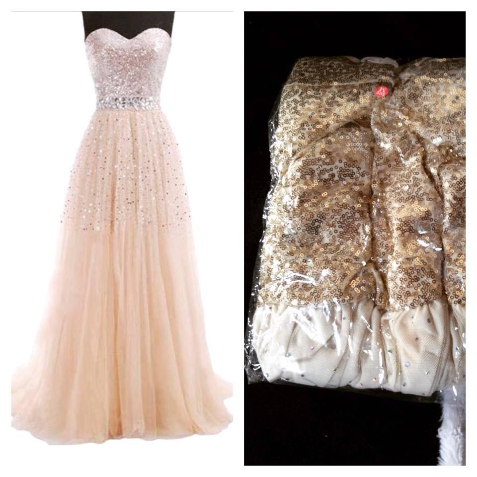 Robe Glitter