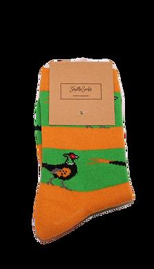Green & Mustard Pheasant